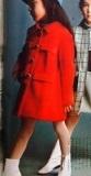 赤コート2