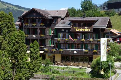 wengen hotel